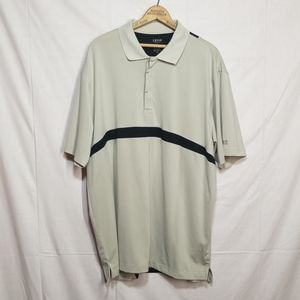 Izod cool fx vented golf polo xl